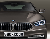 2019 BMW 8 Series Exclusive