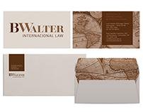 Identidade Visual BWalter Advocacia