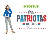 Los Patriotas de Hoy Declaran