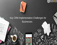 Top Challenges of CRM development Implementation
