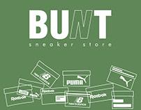 BUNT / logo & identity design