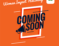 Woman Impact Hatching Campaign for AIESEC in Cotonou