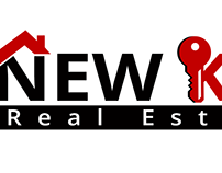 New Key Real Estate - Logo Design