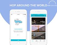 iOS- Travel App