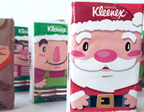 Kleenex Holidays