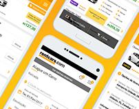 Rentcars.com - Mobile Site