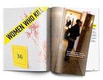 Women Who Kill Editorial