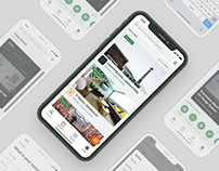 Co_Space app experience design