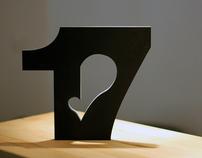 Love No. 17