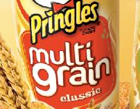 Pringles | Mutli-Grain Launch Campaign
