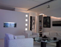 Apartment in Athens- Interior  design solutions .