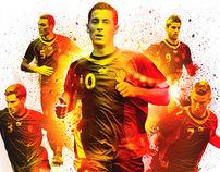 ESPN Magazine 'Belgium Rising'