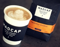 MADCAP Coffee Co. Branding & Packaging