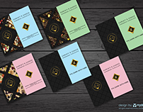 Christi's Choco Luxury packaging Swarowski edition