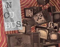 Incubus Gig Poster