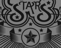 MADE of STARS T-shirt design