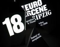 Euro Szene Leipzig / Spielzeit 2008 – Spaltungen