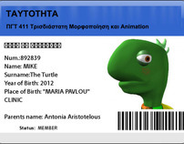 3D Morphing and Animation- Mike, the Turtle