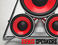 SOYUZ - Portable Speakers