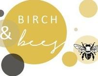 Birch & Bees