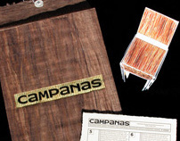 Campanas / Brazilian furniture design / mailing system