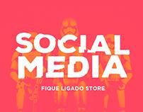 Social Media | Fique Ligado Store