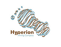 Hyperion Mining Company Branding
