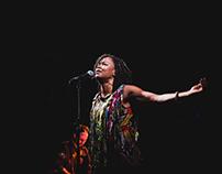 Selma Uamusse Concert at Santiago Alquimista