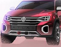 Volkswagen ATLAS TANOAK by Alexei Altmann