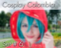 Cosplay Colombia Sesión #6