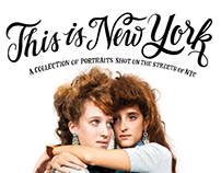 This Is New York - Promotional Mailer