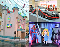 Voyage to wonderville - Abudhabi Mall