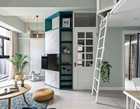 Oliver Interior Design / Mrs.Lin House