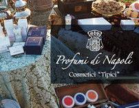 Profumi di Napoli // Packaging Design