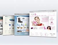 Webshop Designs