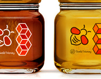 Honey Packaging Identity