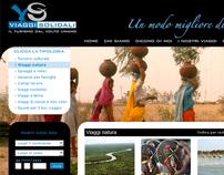 Sito web - Viaggi Solidali