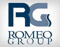 Romeo Group // Logo Design & Company Brochure
