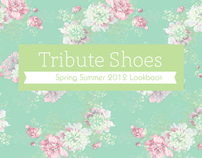 Tribute Shoes Spring / Summer 2012 Illustrated Lookbook