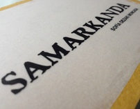 Samarkanda - Pop Up