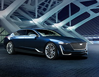 Cadillac Escala Concept Car