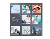 Logo, papelería y Brochure AMRP
