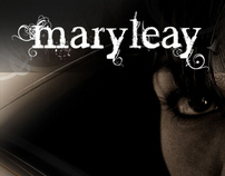 Mary Leay web site design