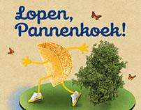 NS - Lopen, Pannenkoek!