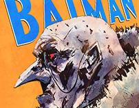 All Star Batman Variant Covers