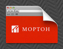 Morton website concepts