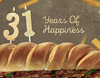 Smileys Grill - 31 Years of Happiness