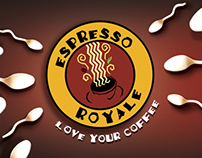 ADVERTISING CAMPAIGN: Espresso Royale Cafe