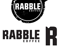 Coffee shop logo set and icon