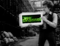 Green channel Spot